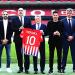 Telefónica y el Atlético de Madrid renuevan su acuerdo tecnológico