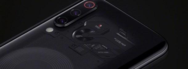 Las características del nuevo Xiaomi Mi 9 y Mi 9 Transparent Edition desveladas