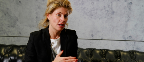 Almudena Moreno Open Future entrevista