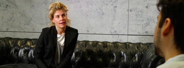 """Almudena Moreno: """"El talento está en cualquier parte, y por eso es clave estar en una red global de innovación"""""""