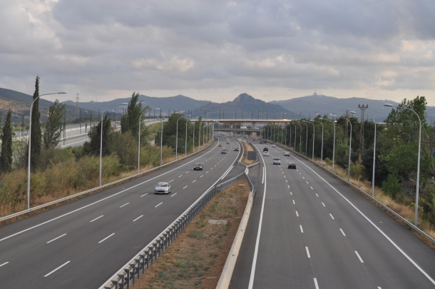 coches automatizados carretera