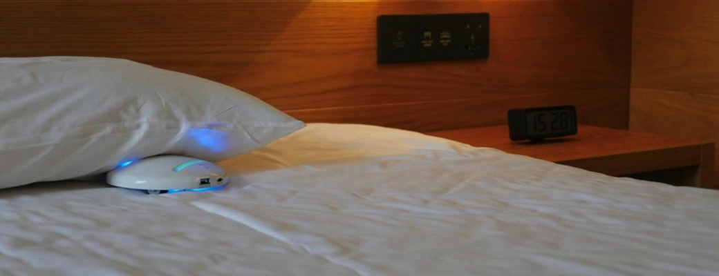CleanseBot robot habitaciones