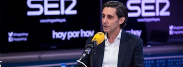 """José María Álvarez-Pallete: """"Las personas tendrán rendimientos del capital por sus datos"""""""