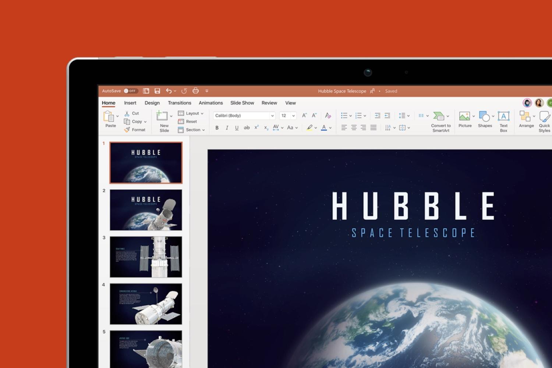 Organiza el contenido y diapositivas de tus PowerPoint