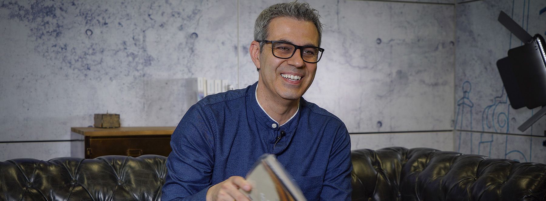 """Carlos Neila: """"El branding musical es darle una personalidad a la marca, la humaniza y así puede conectar con su cliente de una manera más cercana"""""""