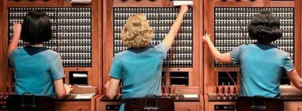 ¿Cómo era el trabajo de las chicas del cable?