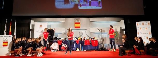 "La campaña ""Todos Olímpicos"" echa a andar gracias a Telefónica"
