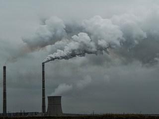 contaminacion aire contmainado cambio climático polución humo emisiones co2