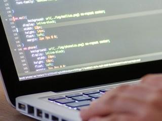 desarrollador phyton teclado ordenador codigo programacion informático