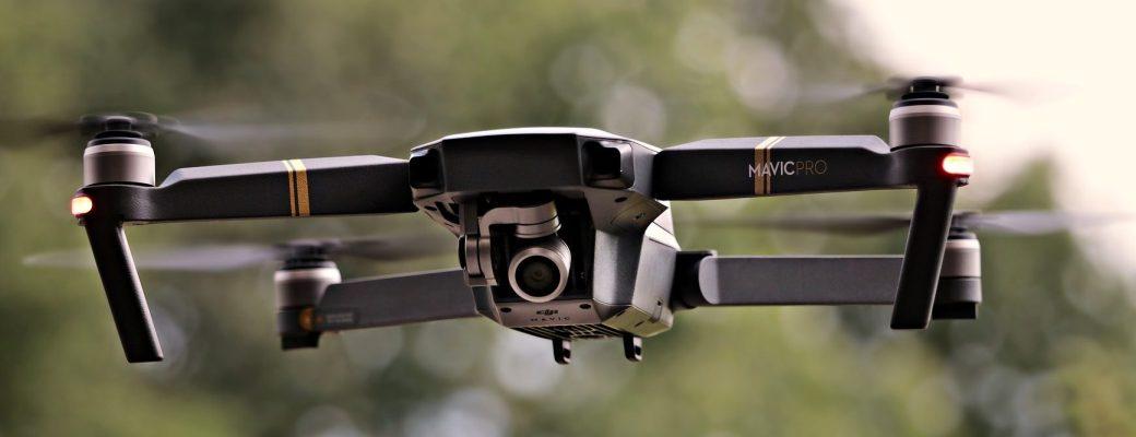 Drones autónomos rescate desastres