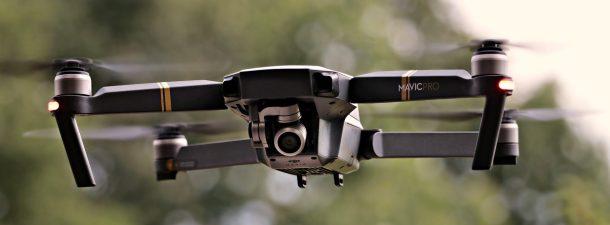 Drones autónomos ayudarán a rescatar personas