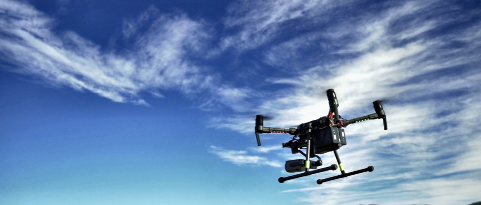 Drones: los nuevos guardabosques