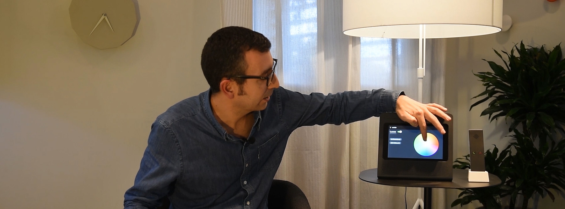 Control de luces, la nueva funcionalidad de domótica en Movistar Home