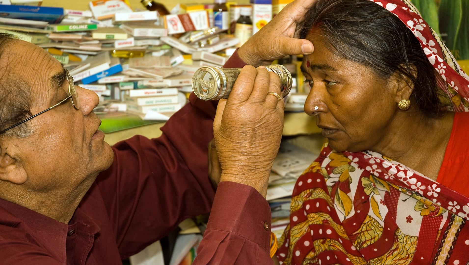India se apoya en la IA para luchar contra la ceguera por diabetes