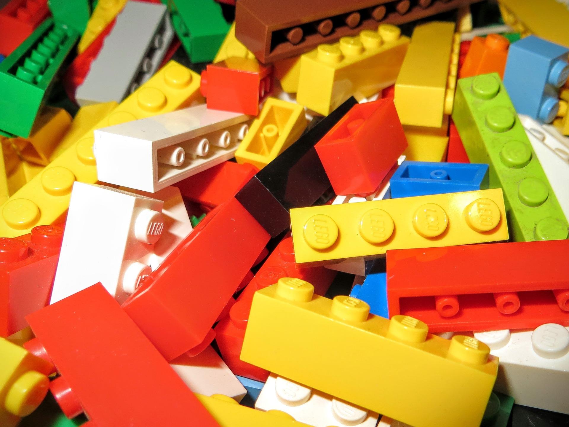 Herramientas de diseño y construcción para fans de LEGO