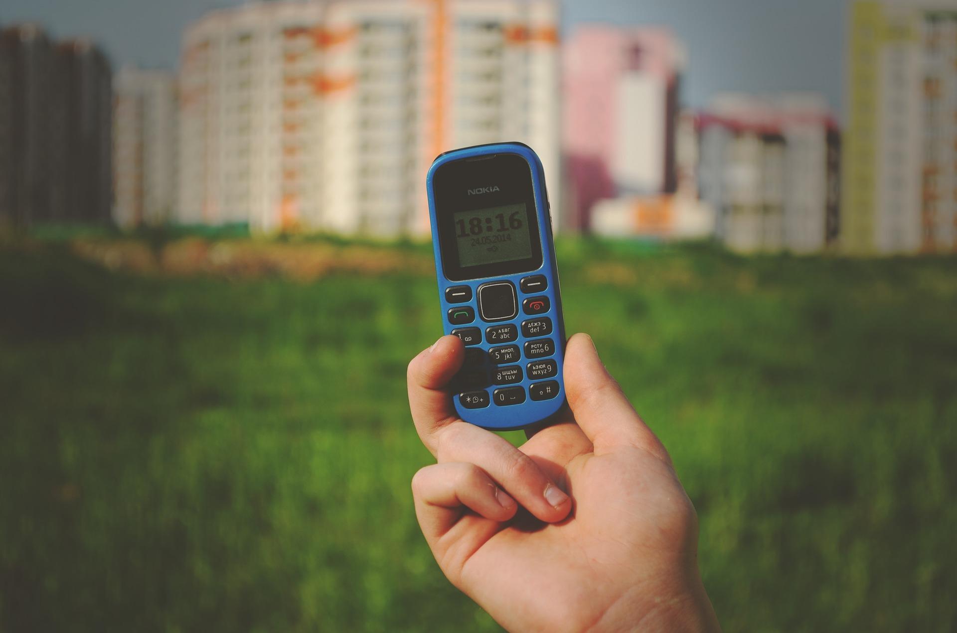 """Nokia: """"connecting people"""" desde Finlandia"""