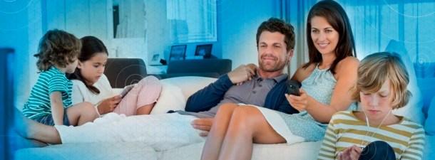Nueva generación de conexión en los hogares
