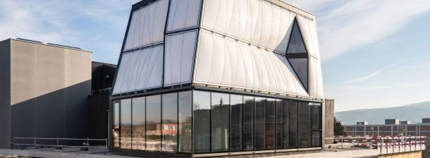 Arquitectura y robótica: la DFAB House, un edificio construido digitalmente