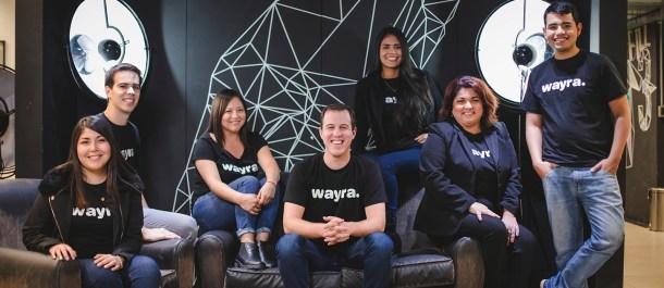 wayra jaime innovacion startups peru emprendimiento