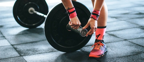 zapatillas inteligentes deporte pesas gimnasio