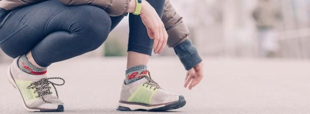 Las zapatillas inteligentes que controlan tu peso
