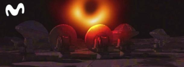 La fibra de Telefónica conecta uno de los telescopios que han fotografiado el primer agujero negro de la historia