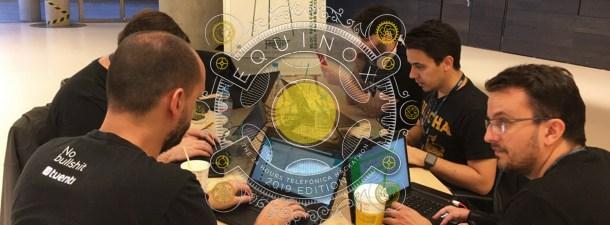 Equinox: 24 horas con los hackers de Telefónica