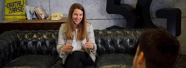 """Mercedes Fernández: """"El objetivo de la conducción asistida es mejorar la seguridad y proteger al peatón"""""""