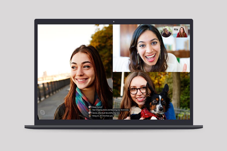 Así puedes cambiar u ocultar el fondo de tus videollamadas de Skype