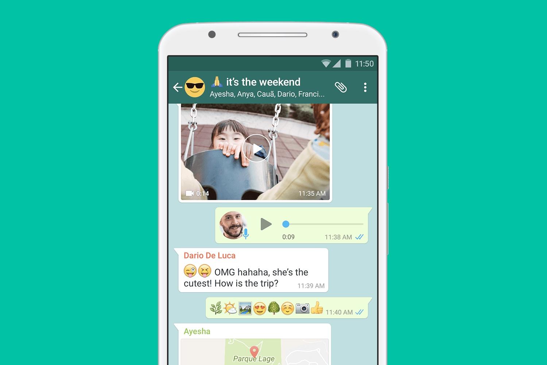 10 años de WhatsApp en 10 cifras curiosas