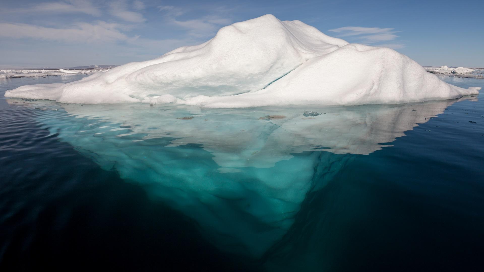 70 billones de dólares: lo que costaría económicamente el deshielo del Ártico