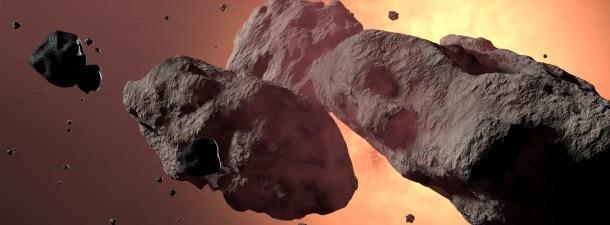 Se descubren tres nuevos asteroides gracias a Gaia