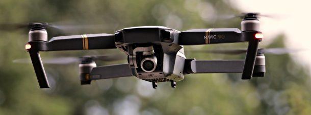 Drones repartidores sobrevuelan el cielo de Canberra