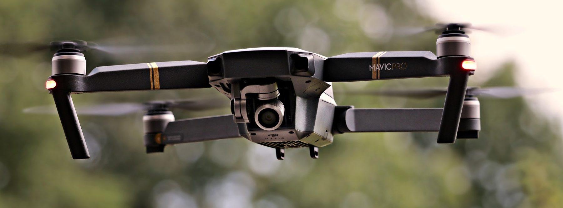 ¿Comida a domicilio a través de drones? ¡Ya es posible!