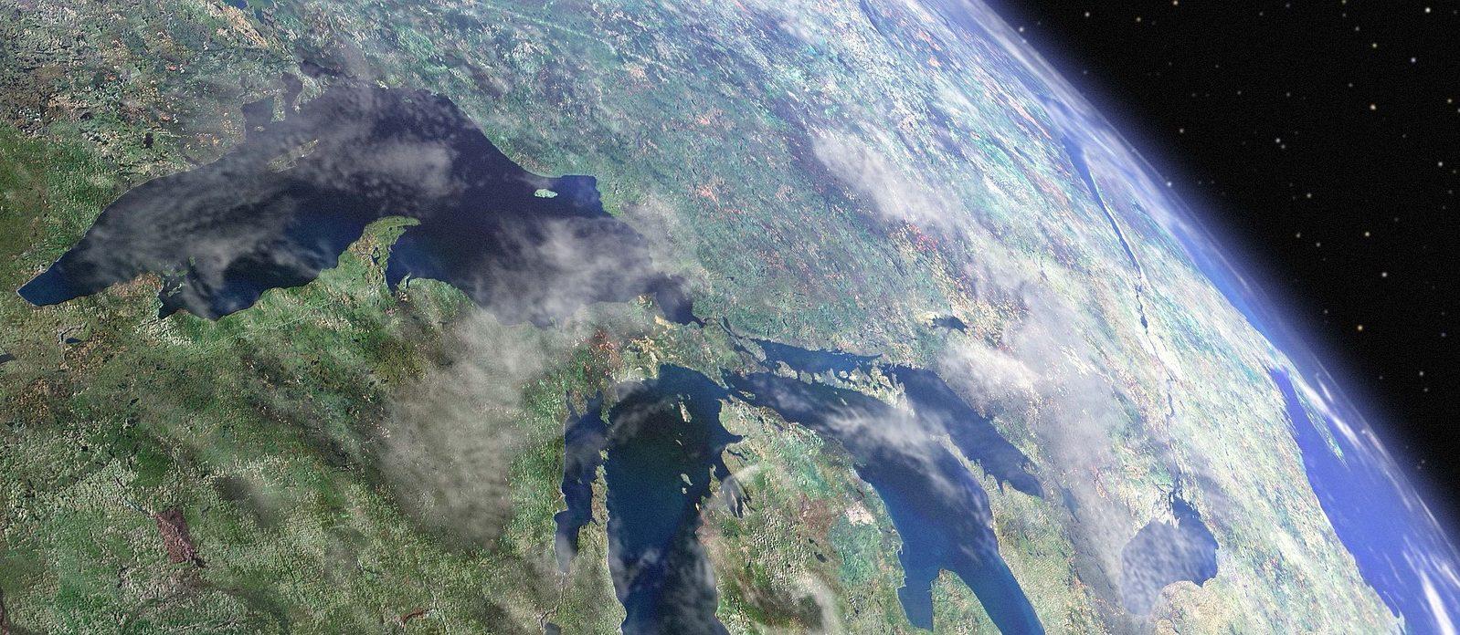 Más de 1.000 imágenes de Google Earth para ver en tu escritorio