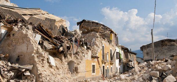 tecnología terremoto