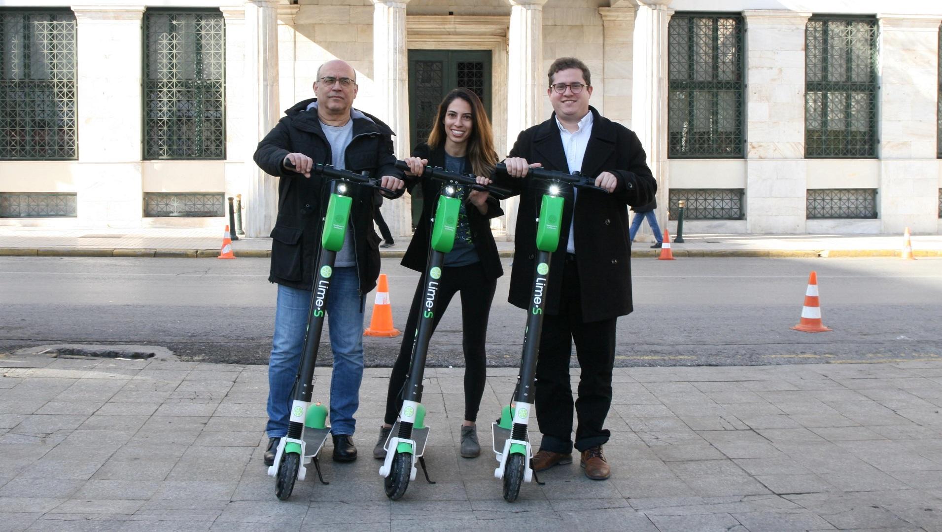 Los patinetes de Lime detectarán a los conductores ebrios