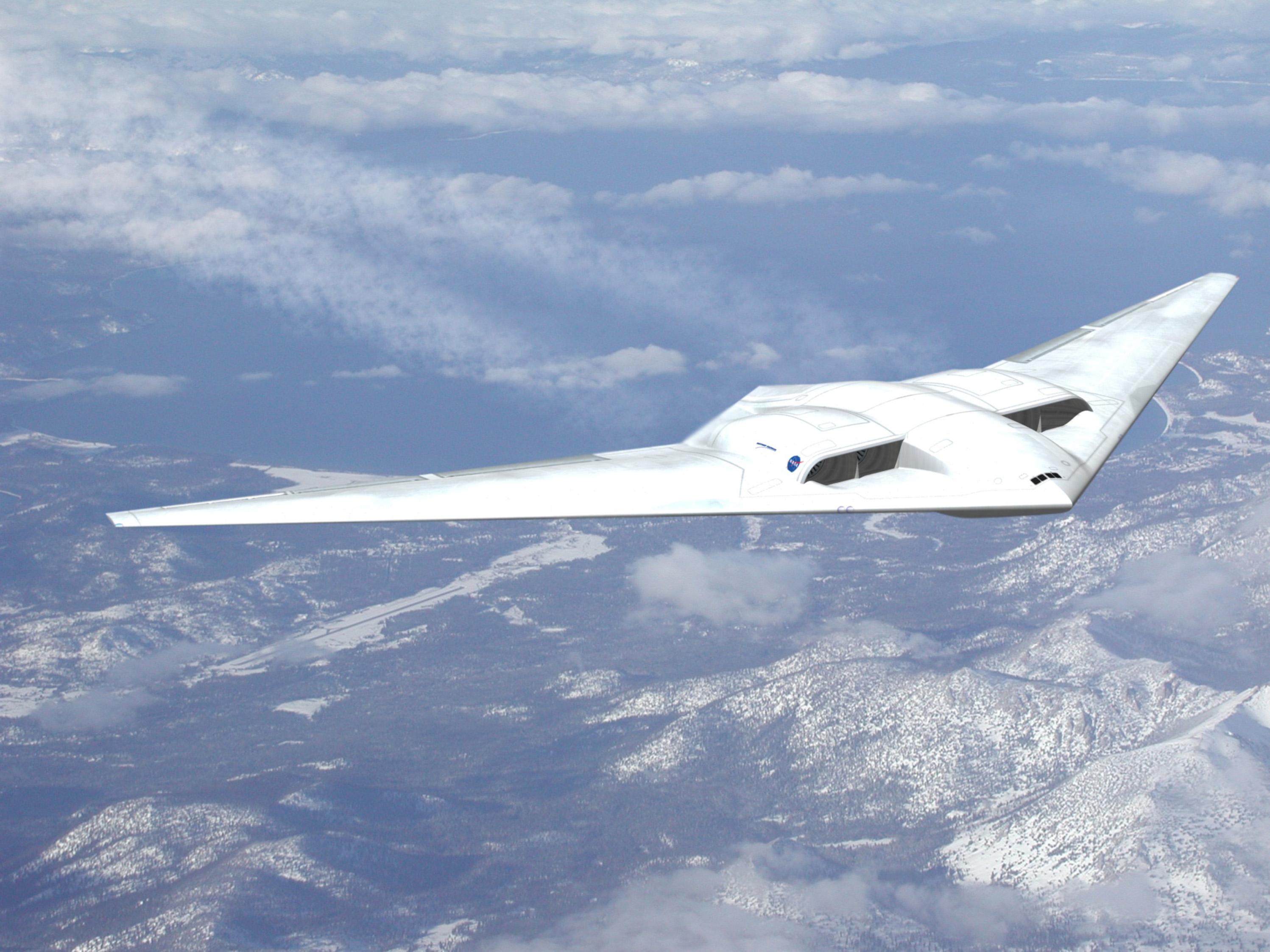 La NASA y el MIT apuestan por alas deformables para los aviones