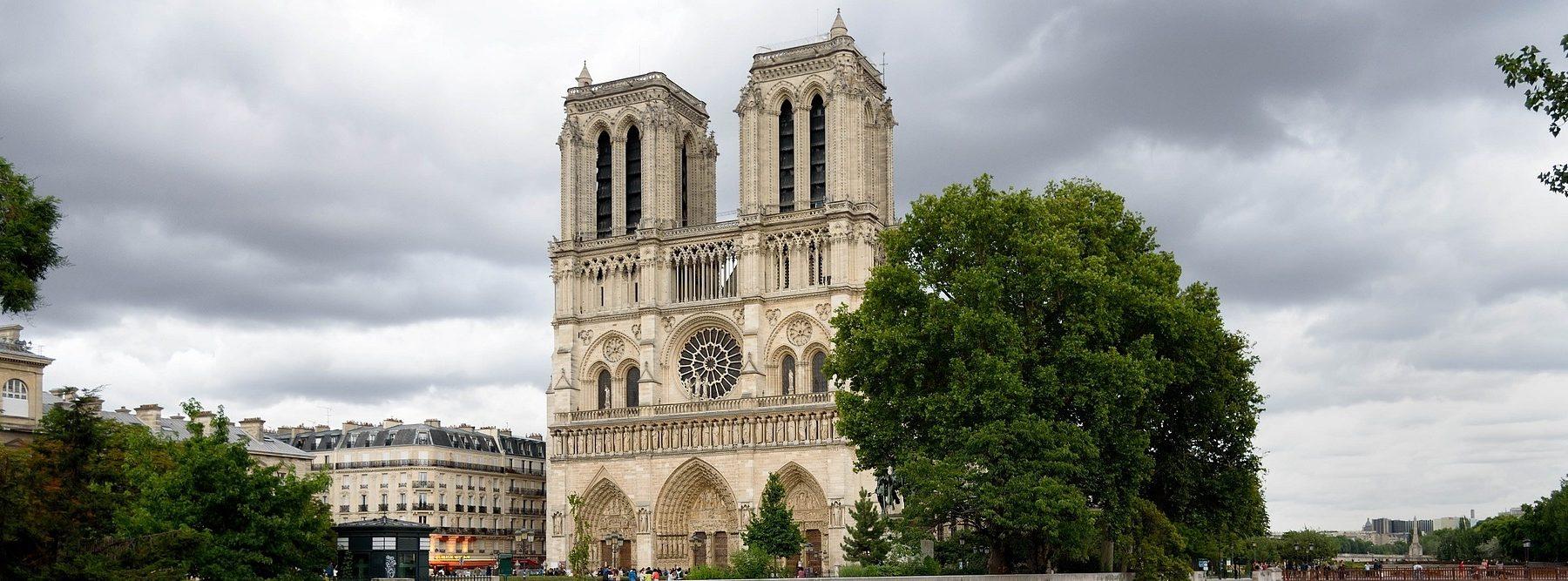 La tecnología que puede ayudar a la reconstrucción de Notre Dame