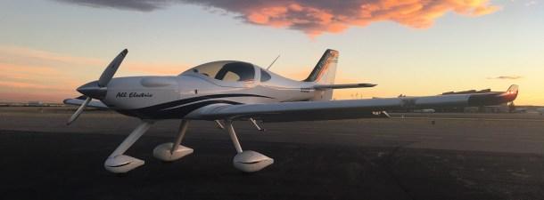 En Noruega empiezan a utilizar aviones eléctricos para formar pilotos