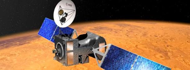 El satélite TGO no encuentra metano en Marte, lo que complica hallar vida