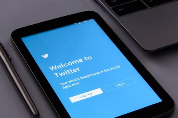 Twitter nueva cámara diseño