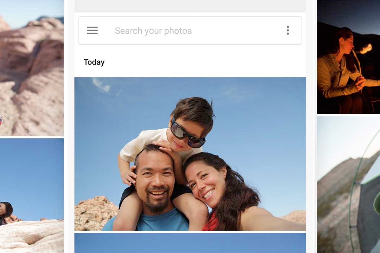 Comparte tus fotos y vídeos desde Google Fotos