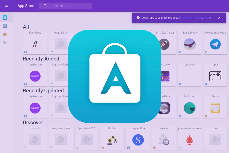 Linux App Store quiere ser tu tienda de aplicaciones Linux