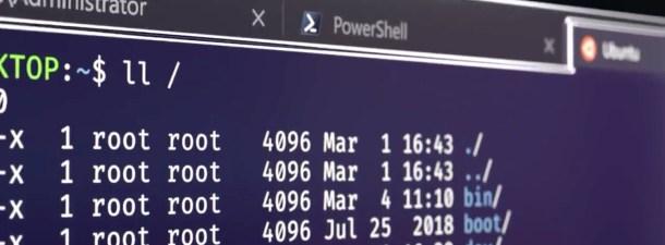 Microsoft pone al día la línea de comandos con Windows Terminal