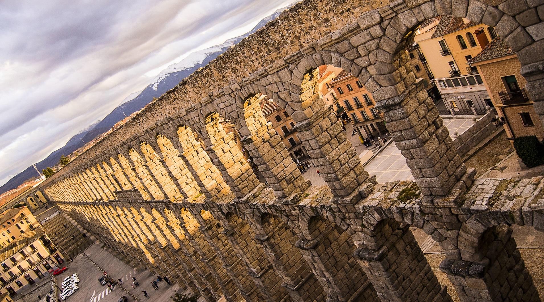Cómo los romanos contaminaron el aire de Europa hace 2000 años