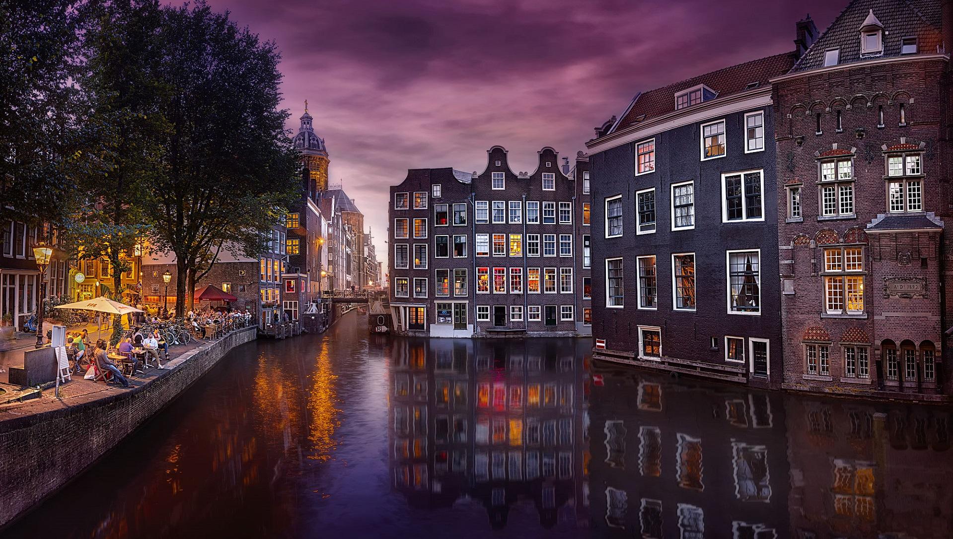 Ámsterdam prohibirá todos los vehículos de combustión interna en 2030