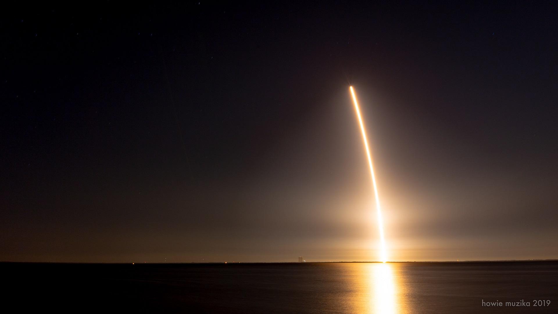 Los adolescentes que construyeron un cohete espacial