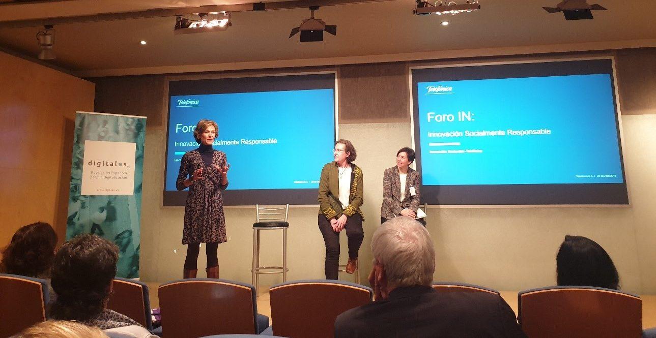 ForoIN_DigitalES: ¿Qué puede hacer la tecnología para mejorar la sociedad?