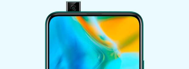 Huawei presenta su terminal de gama media con cámara retráctil: Huawei P Smart Z